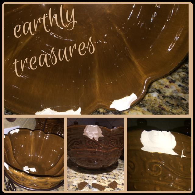 Earthly treasures